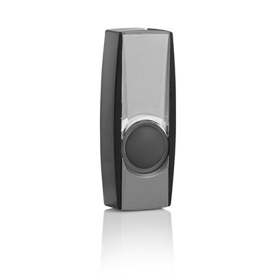 Byron 10.020.08 Wireless bell push button BY37Z