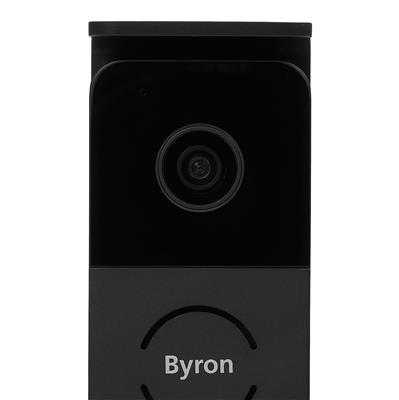 Byron DIC-24512 Wired video doorphone